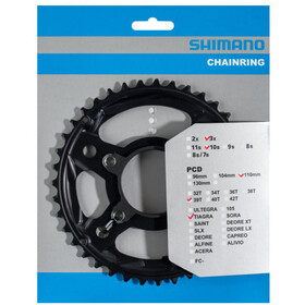 Shimano Tiagra FC-4703 Chainring 10-speed MM, grey